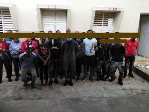 Armada Dominicana frustra 7 viajes a PR y detiene 123 personas