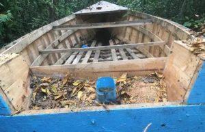 PUERTO RICO: Detienen dominicanos llegaron ilegalmente en yola madera