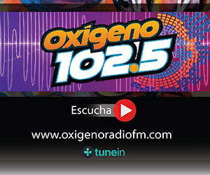 Oxigeno 102.5fm