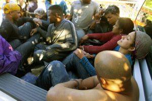 PUERTO RICO: Guardia Costera repatría 58 inmigrantes ilegales dominicanos