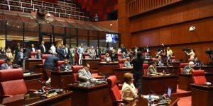 El PRM suma 81 diputados a falta de computar el DN y escaños nacionales