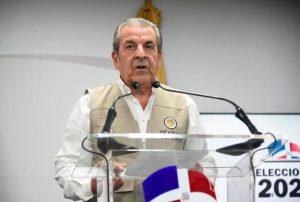 La OEA señala fallos en el proceso electoral de la República Dominicana