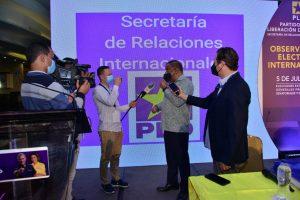 Delegado del PLD cuestiona labor de movimiento Participación Ciudadana