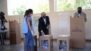 Presidente dominicano pidió que se respeten los resultados electorales