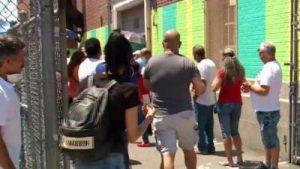 Reportan discrepancias en centros de votación de Nueva York