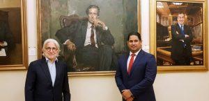 Cataluña y la R. Dominicana buscan consolidar sus relaciones comerciales