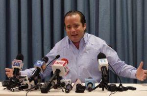 Paliza dijo que el PRM esperaba «resultados fuertes» a su favor