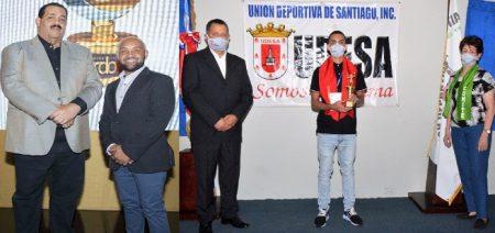UDESA reconoce 90 atletas en XII premios «Rafael -Panchón- Tejada»