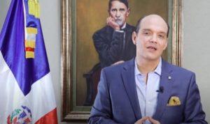 """Ramfis Trujillo dice a población: """"Cojan to' lo dao y no voten morao"""""""