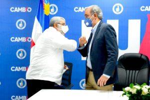Fuerza Balaguerista pondera apoyo a mujer y anuncios funcionarios de Abinader