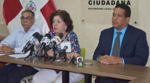 PC pide Danilo y Abinader publiquen estado de las instituciones estatales