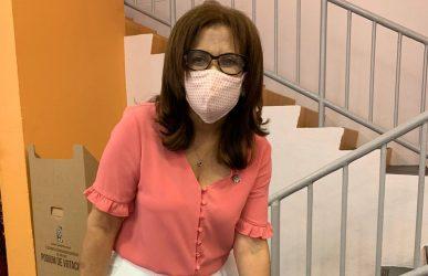 P. RICO: Diputada Adelys Olivares agradece su reelección en el cargo