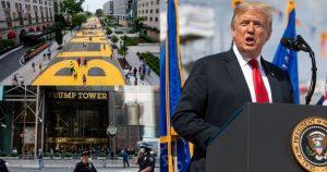 "Trump: ""Black Lives Matter"" en la Quinta Avenida es símbolo de odio"