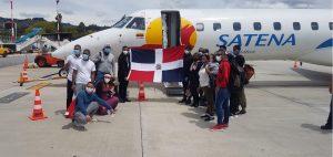 Cancillería dice repatrió a 7,293 dominicanos durante la pandemia