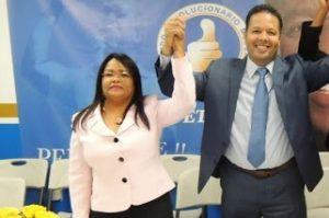 PRM asegura dos de tres diputados en circunscripción uno del exterior