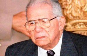 Este martes se cumplieron 18 años del fallecimiento de Balaguer