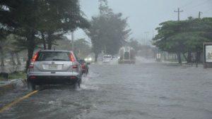 Seis provincias y el Distrito Nacional en alerta por lluvias este fin de semana