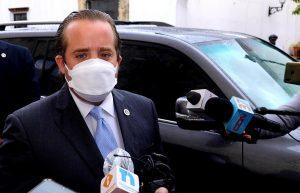 Ministro Administrativo responde a las bases desesperadas del PRM