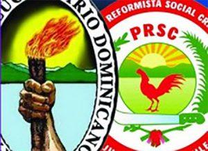 PRD y PRSC conservan su personería jurídica pero bajan a minoritarios