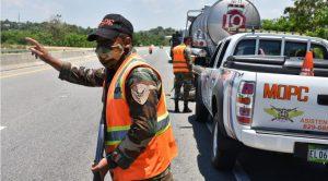 Refuerzan vigilancia en carreteras por elecciones de este domingo en la RD
