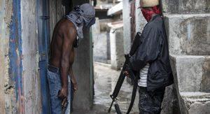 Gobierno de Haití critica movilización de bandas armadas