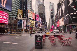 Manhattan se ha vaciado
