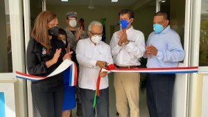 Grupo Estrella inaugura centro salud en San Pedro de Macorís