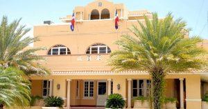Abinader canceló a 20 embajadores, entre ellos la madre del ex-Procurador