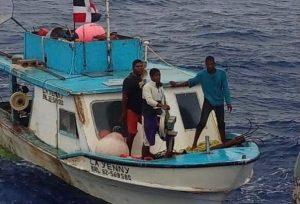 R. Dom. colabora con EU y Bahamas en la búsqueda de barco a la deriva