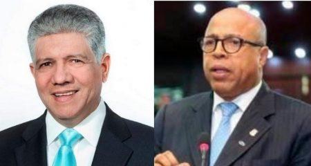 PRM: Eduardo Estrella presidente del Senado y Pacheco Cámara Diputados