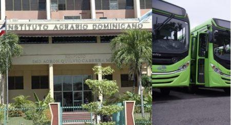 Cancelan a 34 subdirectores generales del IAD y 9 de la Oficina de Autobuses