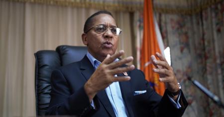 Ismael Reyes afirma crecimiento económico debe generar empleos