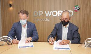 DP World y Parque Cibernético producirán equipos contra covid-19