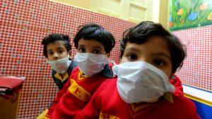 Niños pueden infectarse de Covid;explican riesgo de otra enfermedad