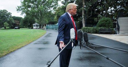 """Trump: """"En noviembre se vivirá mayor desastre electoral de la historia"""""""