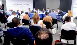 CECEX de Europa propone dirigentes para ocupar puestos en embajadas