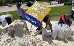 Trump aprueba estado de emergencia para costa de Florida por ciclón Isaías