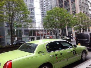 NUEVA YORK: Colapsa en un 84% el uso de taxis por el coronavirus