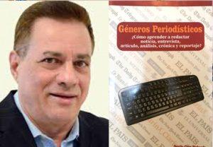 """Danilo Cruz Pichardo presenta  libro """"Géneros periodísticos"""""""