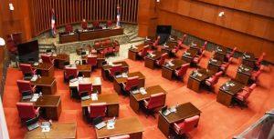 Pleno Senado suspende labores tras casos de coronavirus