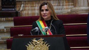 BOLIVIA: Presidenta interina, Jeanine Áñez, se retira de la carrera electoral