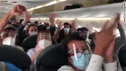 Repatrian al menos 200 venezolanos estaban varados en Rep. Dominicana