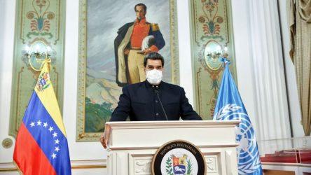 "VENEZUELA: Maduro asegura en la ONU EEUU ""amenaza a la paz global"""