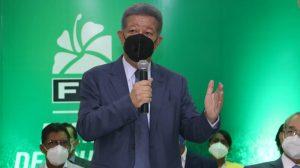 Leonel: «Se veía venir» declaración FP como segunda mayoría en el Senado