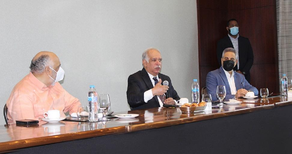 Wilfredo Lozano destaca necesidad buscarsolución y regular migración