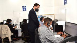 NUEVA YORK: Cónsul RD encabeza inauguración centro de llamadas
