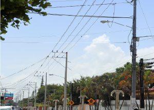DUARTE: EDENORTE mejora servicio de energía en  Villa Riva