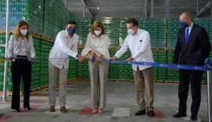 La Cervecería inaugura un nuevo centro de distribución en Samaná
