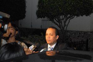 Transparencia y Democracia anuncia respaldo a Eddy Olivares para JCE
