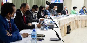 Comisión Senado comienza jornada  entrevistas a los aspirantes a la JCE